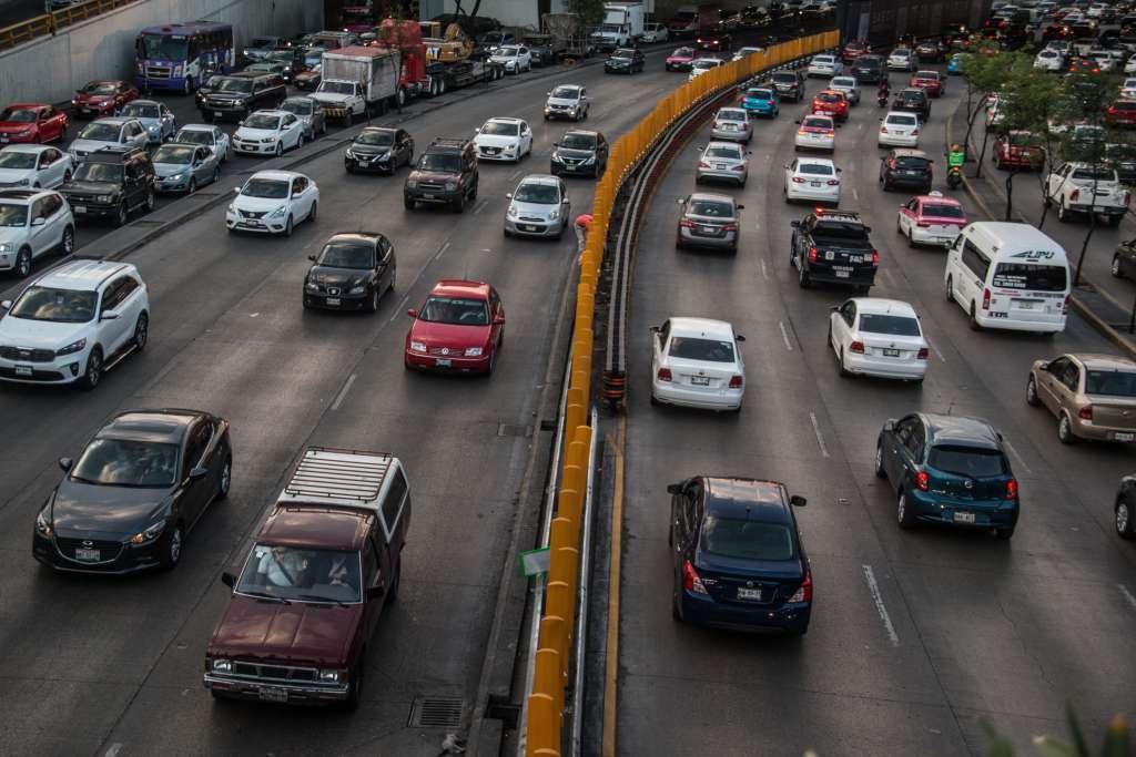 Sheinbaum dijo el propósito es que la población conozca la ubicación de las cámaras y los automovilistas conduzcan bien. Foto: Archivo | Cuartoscuro