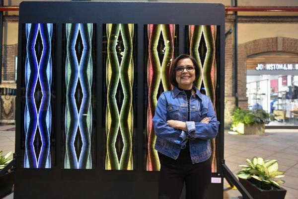 CREATIVA. Gabriella Ramírez Vázquez. Foto: Nayeli Cruz