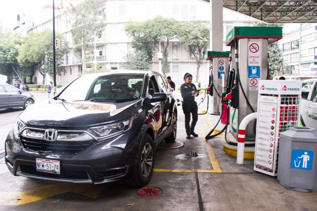Los energéticos tuvieron un aumento anual de 1.78 por ciento durante marzo. Foto: Cuartoscuro