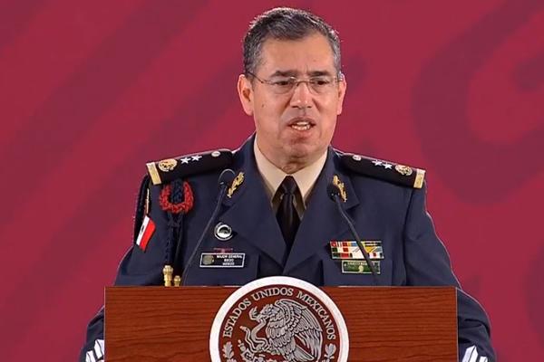 Alfonso Durazo y Luis Rodríguez Bucio detallan funciones de la Guardia Nacional: En Vivo