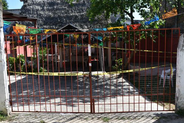 Guillermo Pacheco Pulido, Gobernador interino de Puebla expresa condolencias por muerte de estudiantes. Foto: Cuartoscuro