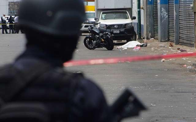 El presidente se comprometió a terminar con la violencia. FOTO: CUARTOSCURO