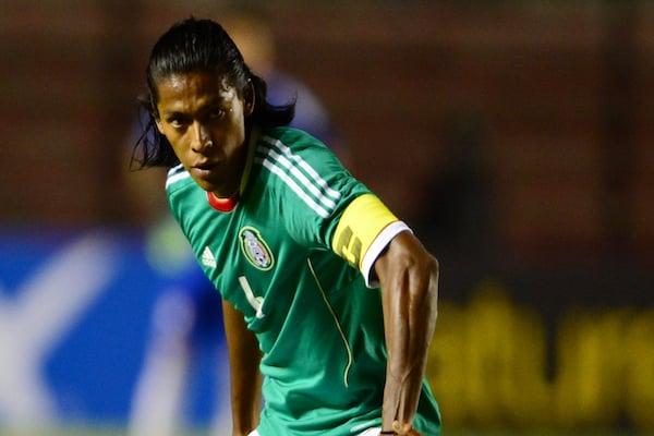 El jugador fue seleccionado nacional en 2005, 2007 y 2014. Foto: Mexsport
