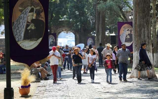 Turismo en Michoacán. FOTO: ESPECIAL