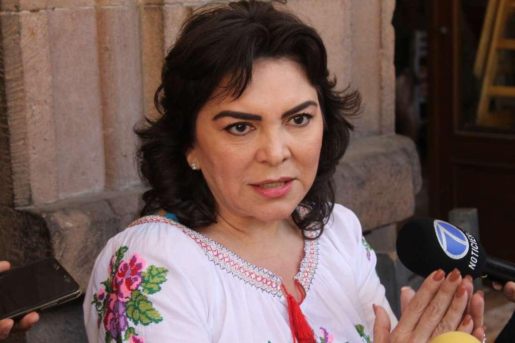 "La ex gobernadora de Yucatán se pronunció para contrarrestar lo que llamó ""la aplanadora"""