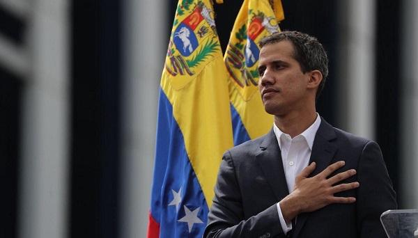 Guaidó dijo que Maduro no le verá