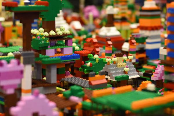 La palabra Lego viene del término danés Leg godt. FOTO: ESPECIAL