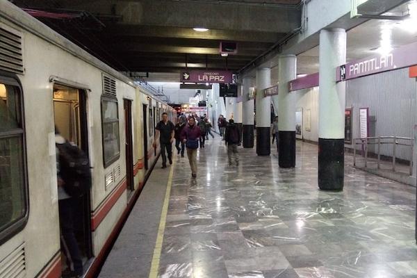 La ampliación de la Línea A irá de La Paz a Chalco, Estado de México. Foto: @MetroCDMX