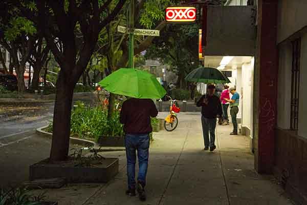 En cuanto a lluvias, el SMN especificó que se prevén para este día tormentas muy fuertes a puntuales intensas en Veracruz, Oaxaca y Chiapas, y tormentas fuertes a puntuales muy fuertes en Puebla. FOTO: CUARTOSCURO