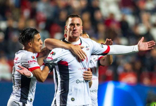 El conjunto poblano se impuso a los fronterizos con dos goles de Leonardo Javier Ramos. FOTO: ESPECIAL