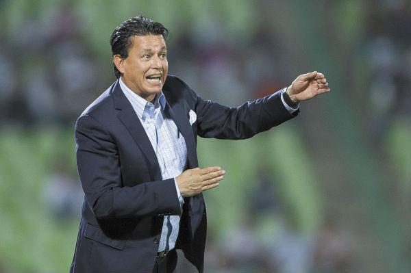 MARGINADO. La goleada ante Tigres en la Concachampions le costó al técnico lagunero. Foto: MEXSPORT