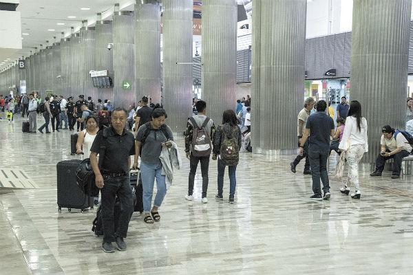 Sin promoción lo único que se ve en el extranjero es la inseguridad. Foto: Especial