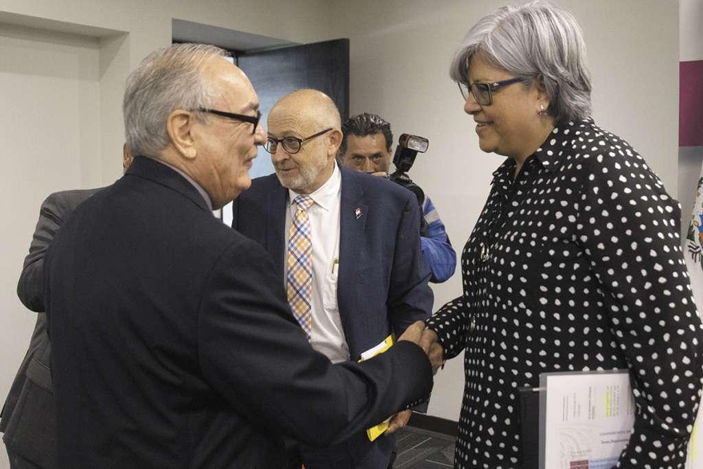 Graciela Márquez, titular de Economía, dijo que hay espacios de negociación. FOTO: CUARTOSCURO