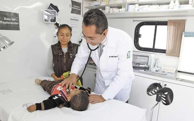 ATENCIÓN. El IMSS ofrece ayuda a menores. Foto: Especial