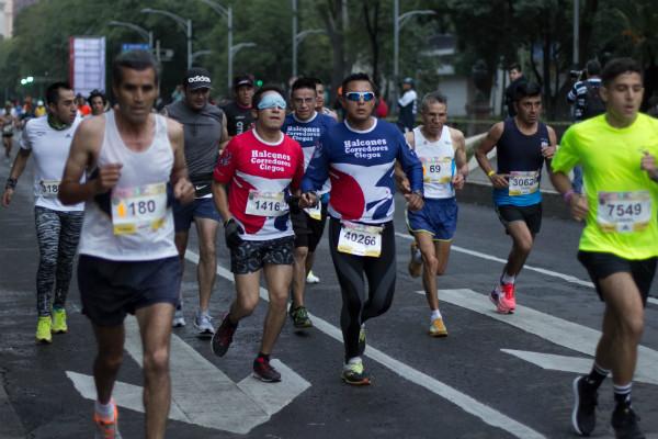 Este primer cálculo se enviará a la IAAF para que certifiquen el recorrido, una vez avalado, los agrimensores regresarán para marcar kilómetro por kilómetro el trayecto de la competencia FOTO: Cuartoscuro