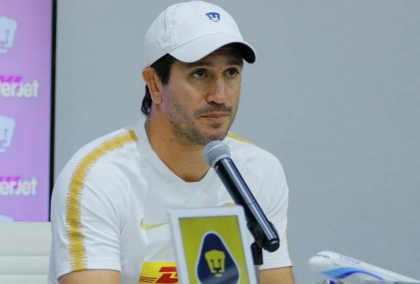 El técnico de Pumas asumió sus recientes errores. FOTO: ESPECIAL
