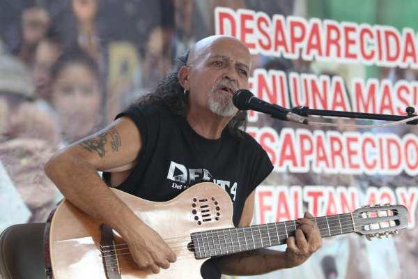 Francisco Barrios un grabó un disco en directo en un festival realizado en Barcelona. Foto: Archivo | Cuartoscuro