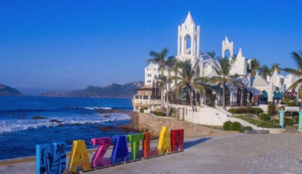 Las nuevas obras de infraestructura buscarán posicionar nuevamente a Mazatlan como un destino turístico internacional.FOTO: ESPECIAL