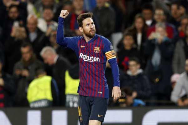 Sin CR7, Messi tiene más posibilidades de ganar la Champions. Foto: Barcelona