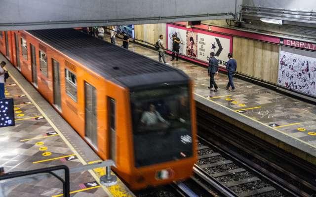 El diseñador Lace Wyman fue el encargado y explicó que se utilizará la misma tipografía del Metro. Foto: Archivo | Cuartoscuro