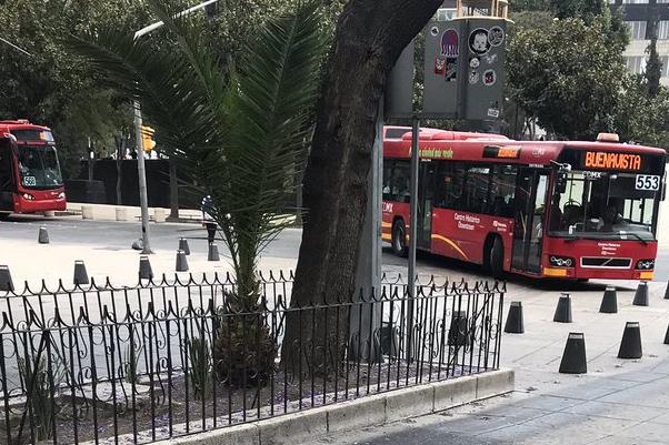 Los desvíos son en ambas direcciones: Buenavista y San Lázaro. Foto: @asiul_oz