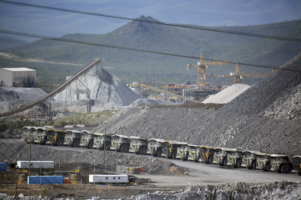 La Sedatu no cuenta con datos actualizados sobre el dinero del fondo minero ejercido durante 2018. Foto: Cuartoscuro