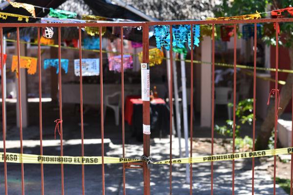 La SSP ya tienen identificados a dos de las 6 personas que habrían participado en el multihomicidio. Foto: Cuartoscuro