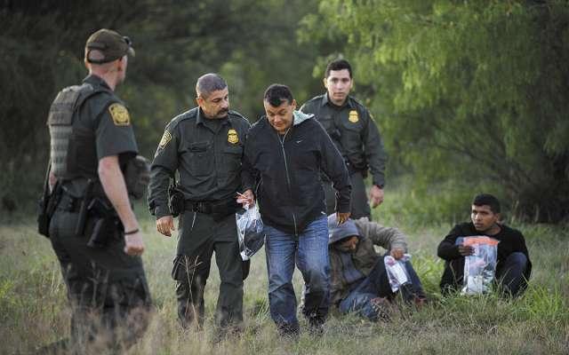 El Pentágono espera que Trump pida más asistencia para reforzar la frontera con México.FOTO: ESPECIAL
