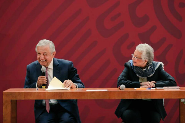 En la reunión evaluaron el avance de los 71 programas prioritarios; el presidente López Obrador informó que se avanza en el ejercicio presupuestal