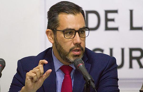 Jesús Orta Martínez, secretario de Seguridad Ciudadana de la Ciudad de México. FOTO: CUARTOSCURO