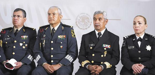 Éste será un órgano intermedio entre la Secretaría de Seguridad Pública (SSP) y el comandante de la Guardia Nacional. Foto: Especial