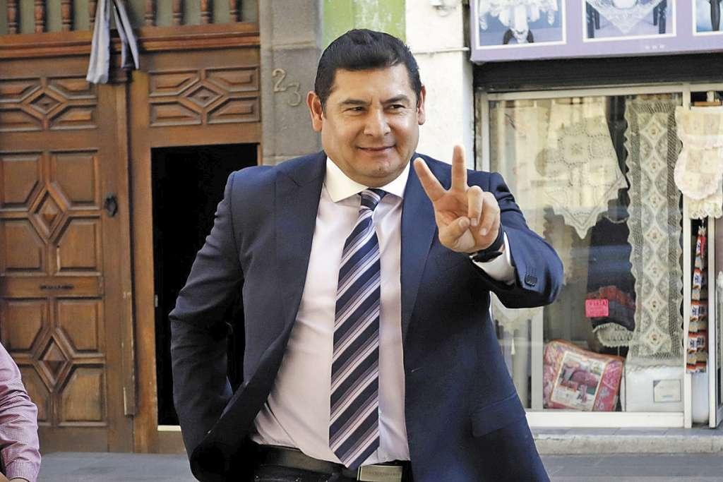 LUCHA POLÍTICA.  Armenta ha exigido varias veces ser registrado como candidato. Foto:  ENFOQUE