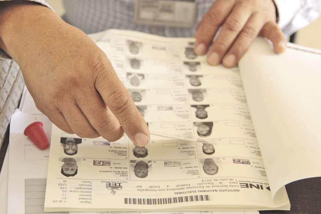 CRECE SECTOR. Jóvenes poblanos ya están integrados a la Lista Nominal de Electores para el 2 de junio. Foto: ENFOQUE