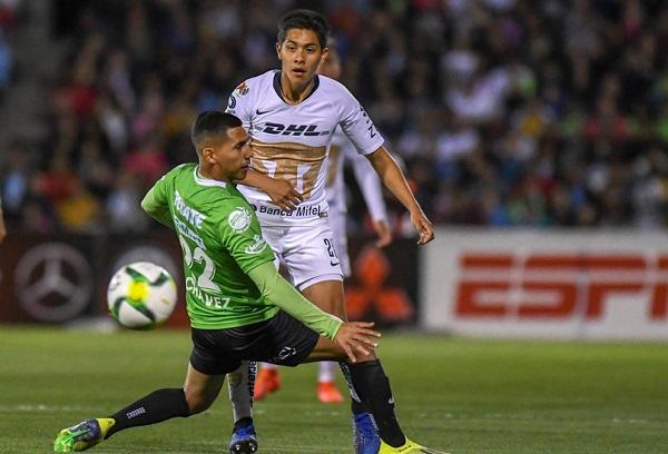 Sin reacción y hundido, Pumas se despidió de la Copa MX por la puerta de atrás de un certamen que pudo salvar el mal paso que lleva en Liga MX. Foto: Especial