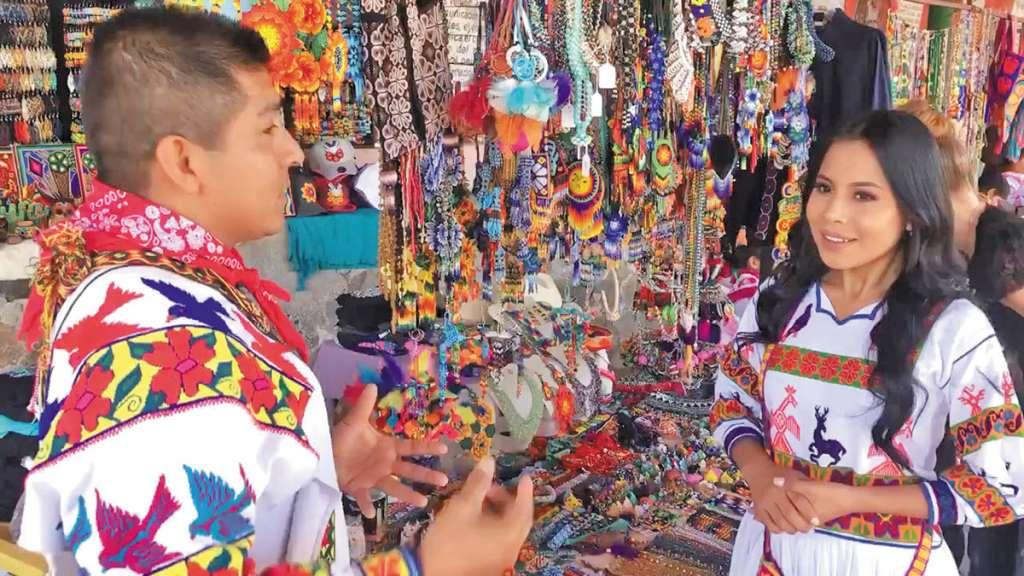 Yukaima es el nombre wixárika que le pusieron en su comunidad con base en sus costumbres, pero legalmente está registrada como María Elizabeth Melchor González
