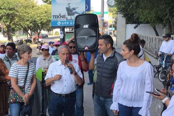Cárdenas Sánchez emitió una opinión sobre la deuda pública que tiene el estado y comentó que no existe en sí un tema ilegal. Foto: Especial