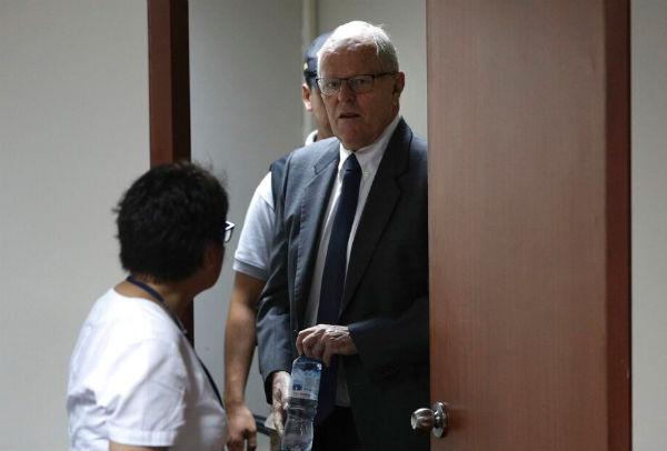 Kuczynski obstruyó a la justicia porque dio una dirección equivocada. FOTO: AP