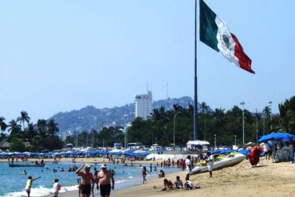 El 100 por ciento de las playas, son aptas para el uso recreativo en estas fechas vacacionales. FOTO: ESPECIAL