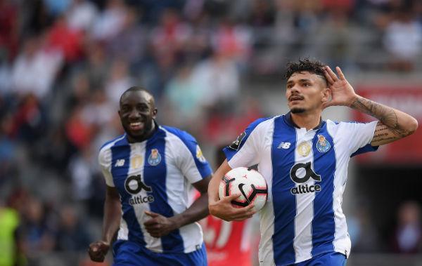 Porto continúa con una excelente temporada es segundo en liga y está en cuartos de la Champions.FOTO: ESPECIAL
