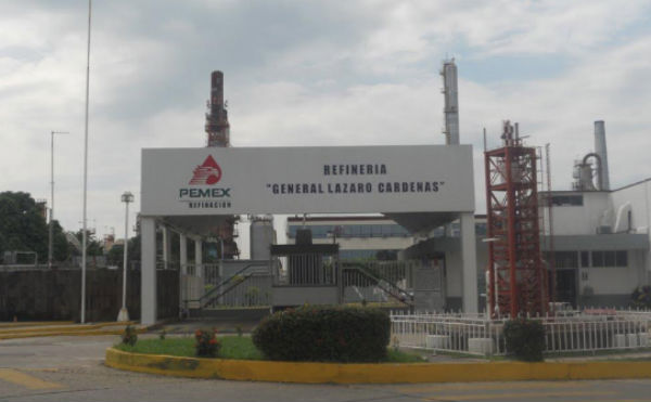 La capacidad de la refinería está por debajo del promedio. FOTO: ESPECIAL