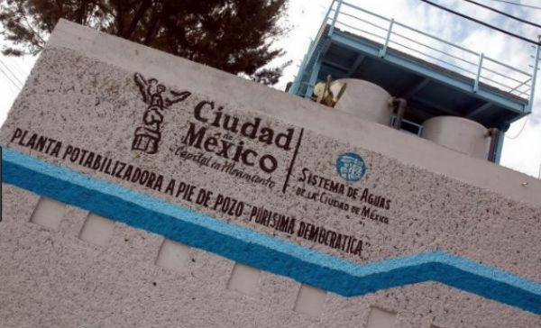 En la Ciudad de México se consumen un promedio de 320 litros diarios. FOTO: ESPECIAL