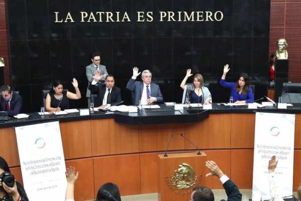 La reforma pasará a ser discutida y votada este martes en el Pleno. Foto:  @rochamoya_