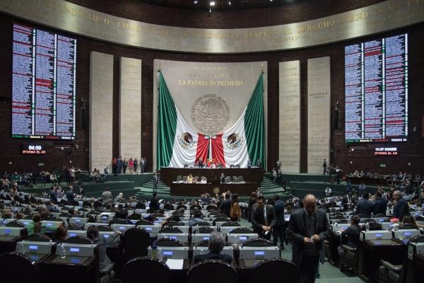 La decisión fue avalada por todos los grupos parlamentarios. Foto: Cuartoscuro