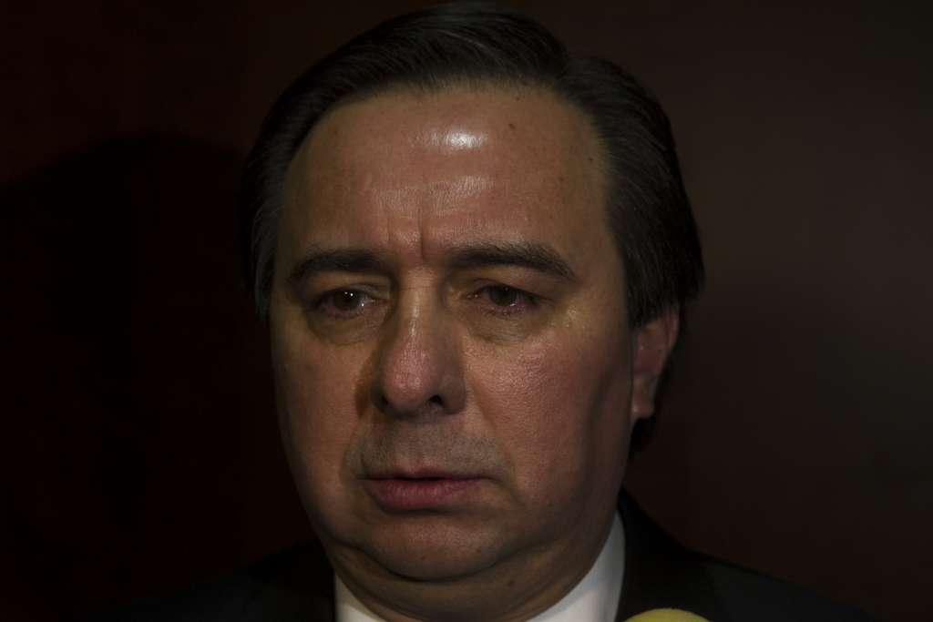 Zerón de Lucio deberá presentarse a declarar este mes. FOTO: ARCHIVO/ CUARTOSCURO