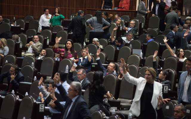 Es un ingrediente propio del llamado presidencialismo aseguró la diputada Fabiola Loya. Foto: Especial
