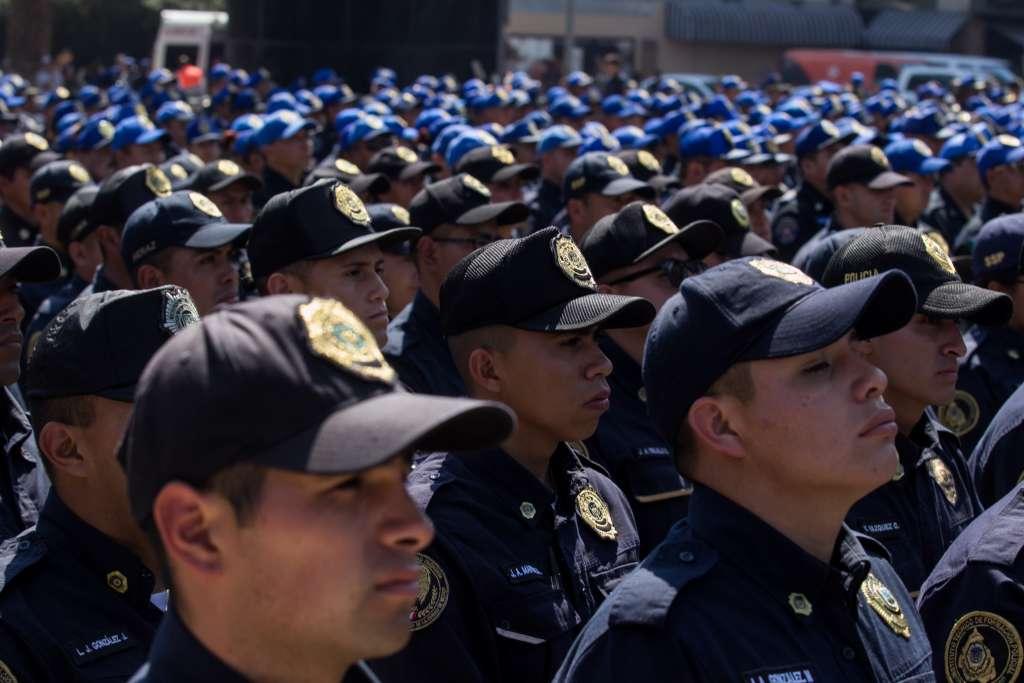 Los uniformados harán patrullajes para resguardar la seguridad en las zonas donde haya casas vacías por las vacaciones. Foto: Cuartoscuro