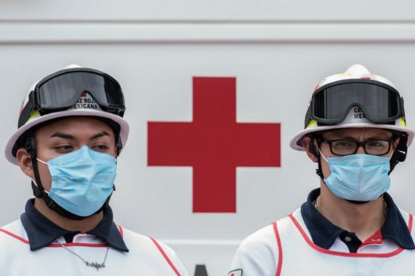 """La Cruz Roja Mexicana indicó que """"es una institución imparcial y neutral ante todos los conflictos y su finalidad es aliviar el sufrimiento humano"""", al tiempo que añadió el hashtag #NoSomosParteDelConflicto"""