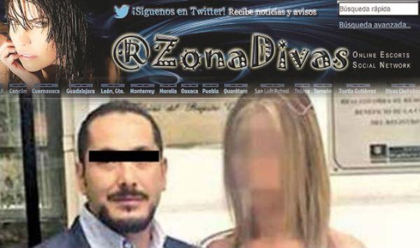 """""""EL Soni"""" fue detenido en Playa del Carmen. FOTO: ESPECIAL"""