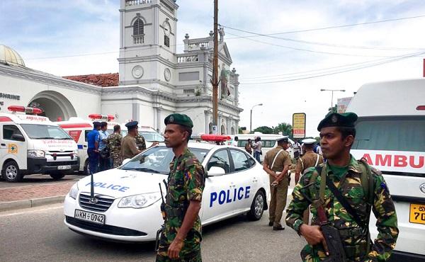 En Sri Lanka la población cristiana representa el 7%, mientras que los budistas son cerca del 70%, los hinduistas son el 15 % y los musulmanes el 11 %. Foto: AP