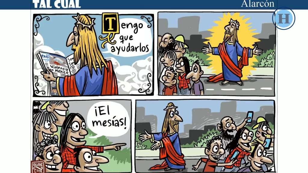 Tal Cual: ¡El Mesías!